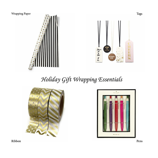 Gift Wrapping Essentials